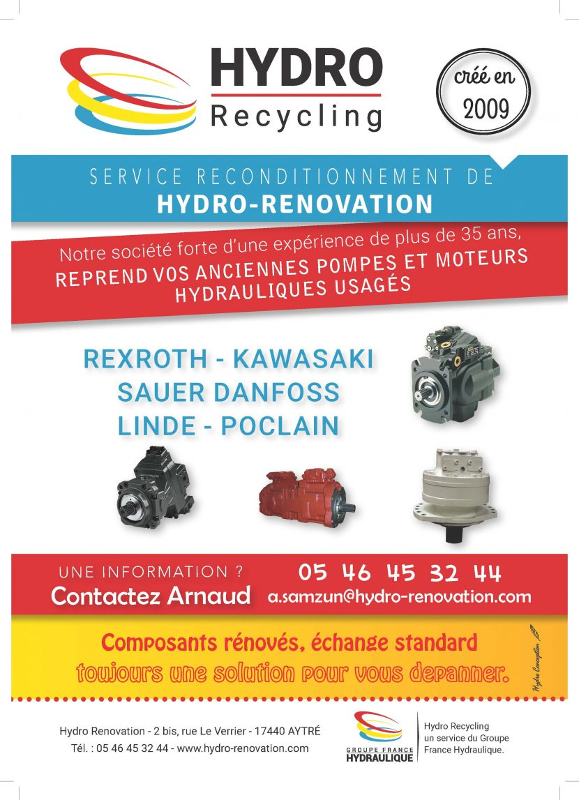 Hydro Recycling